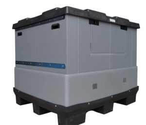 Glove box component packing solution