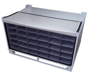Appliance control panel packing solution