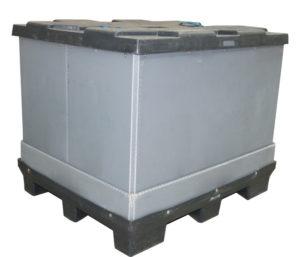 Interior door panel packing solution