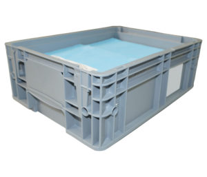Interior component packing solution