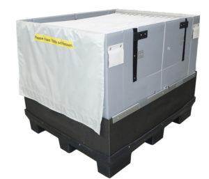 Wheelhouse cladding packaging